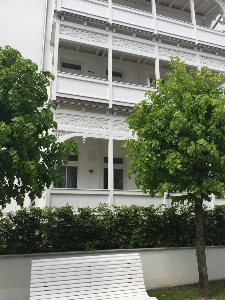 Balkon der Wohnung 01