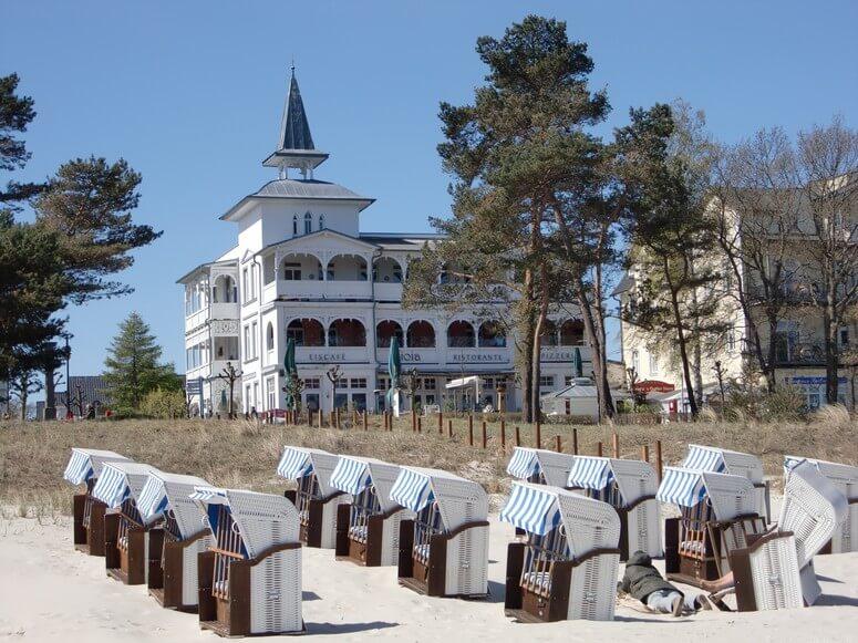 Strandhaus und Villa Seeblick Binz