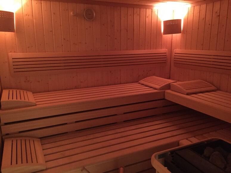 Sauna Villa Seeblick